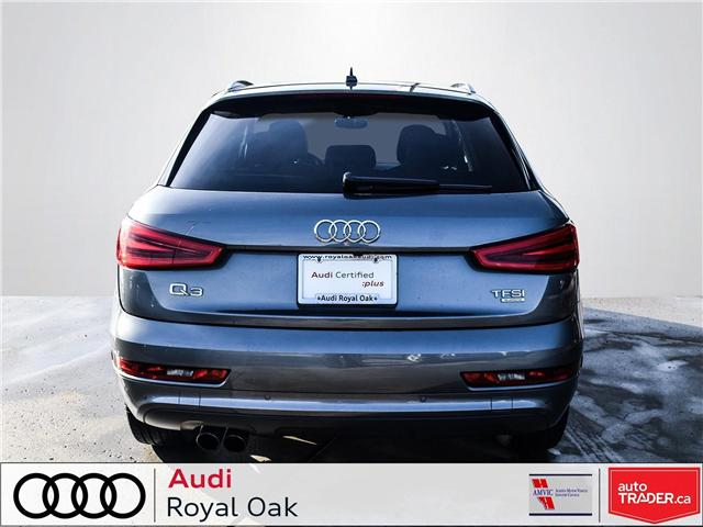 2015 Audi Q3 2.0T Technik (Stk: U0722) in Calgary - Image 5 of 26