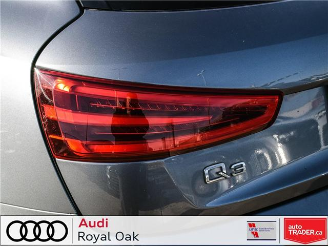 2015 Audi Q3 2.0T Technik (Stk: U0722) in Calgary - Image 7 of 26
