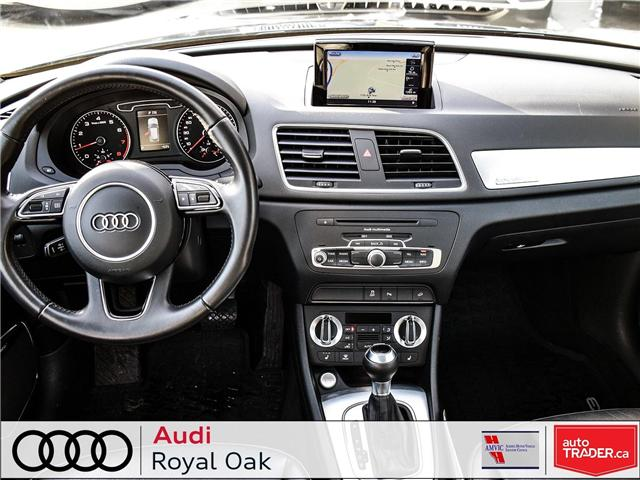 2015 Audi Q3 2.0T Technik (Stk: U0722) in Calgary - Image 13 of 26