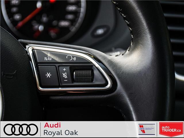2015 Audi Q3 2.0T Technik (Stk: U0722) in Calgary - Image 20 of 26
