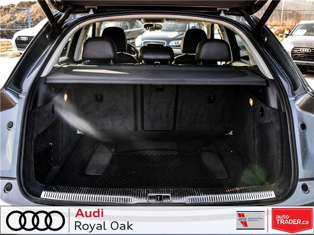 2015 Audi Q3 2.0T Technik (Stk: U0722) in Calgary - Image 25 of 26