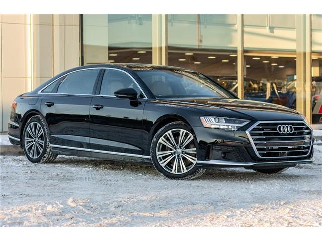 2019 Audi A8 L 55 (Stk: N5006) in Calgary - Image 14 of 14