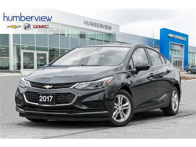 2017 Chevrolet Cruze LT Auto (Stk: DR4373) in Toronto - Image 1 of 21