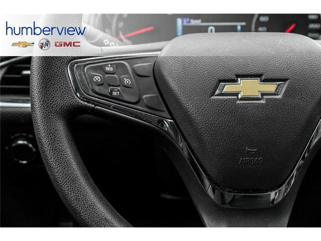 2017 Chevrolet Cruze LT Auto (Stk: APR2228) in Toronto - Image 13 of 21