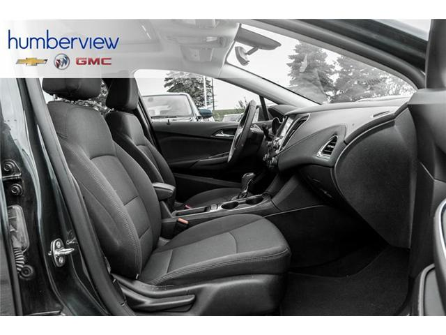 2017 Chevrolet Cruze LT Auto (Stk: APR2228) in Toronto - Image 16 of 21