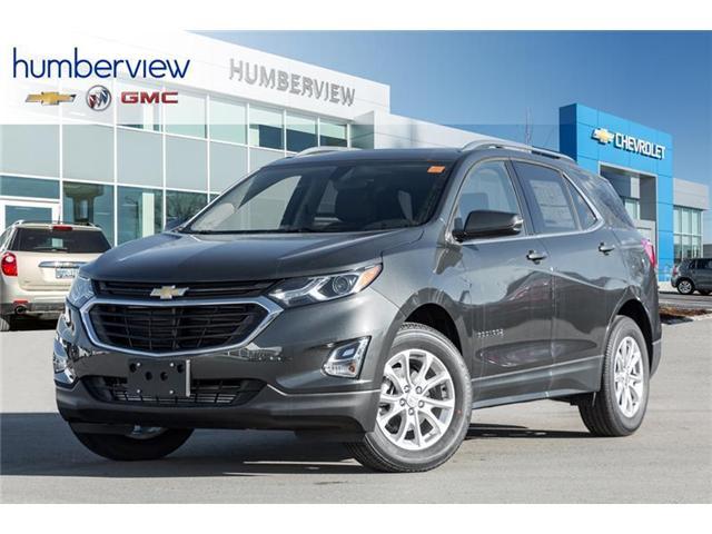 2019 Chevrolet Equinox 1LT (Stk: 19EQ102) in Toronto - Image 1 of 21