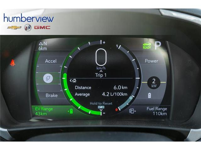2019 Chevrolet Volt LT (Stk: 19VT008) in Toronto - Image 10 of 19