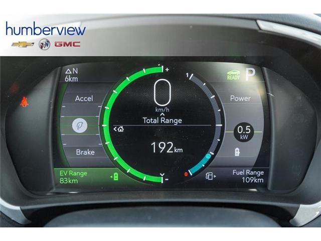 2019 Chevrolet Volt LT (Stk: 19VT010) in Toronto - Image 10 of 19