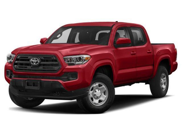 2019 Toyota Tacoma SR5 V6 (Stk: 9TA222) in Georgetown - Image 1 of 9