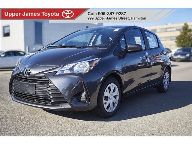 2018 Toyota Yaris LE (Stk: 1801080) in Hamilton - Image 1 of 13