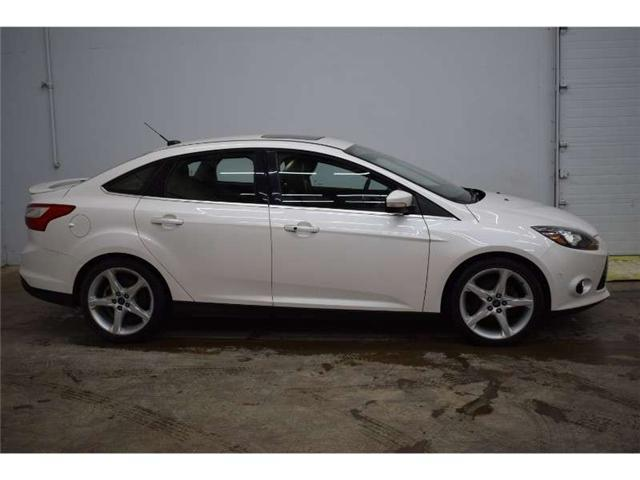 2012 Ford Focus TITANIUM - NAV * SUNROOF * BACKUP CAM (Stk: B2765) in Cornwall - Image 1 of 30