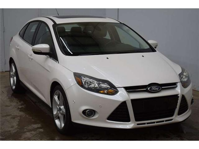 2012 Ford Focus TITANIUM - NAV * SUNROOF * BACKUP CAM (Stk: B2765) in Cornwall - Image 2 of 30