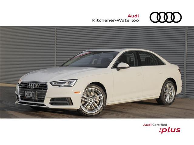 2018 Audi A4 2.0T Technik (Stk: 2A2053) in Kitchener - Image 1 of 21