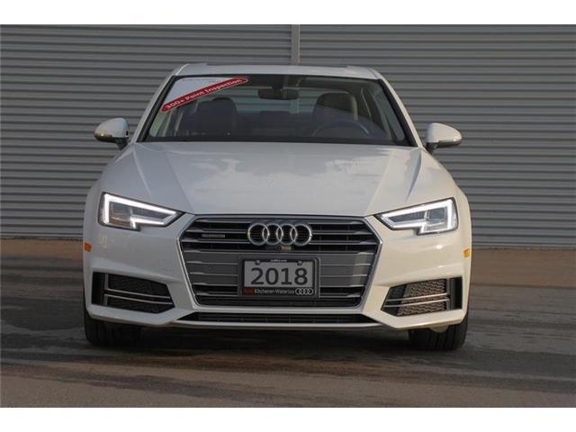 2018 Audi A4 2.0T Technik (Stk: 2A2053) in Kitchener - Image 6 of 21