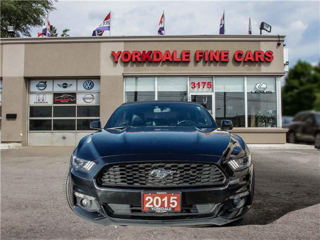 2015 Ford Mustang EcoBoost Premium (Stk: D5677) in Toronto - Image 2 of 24