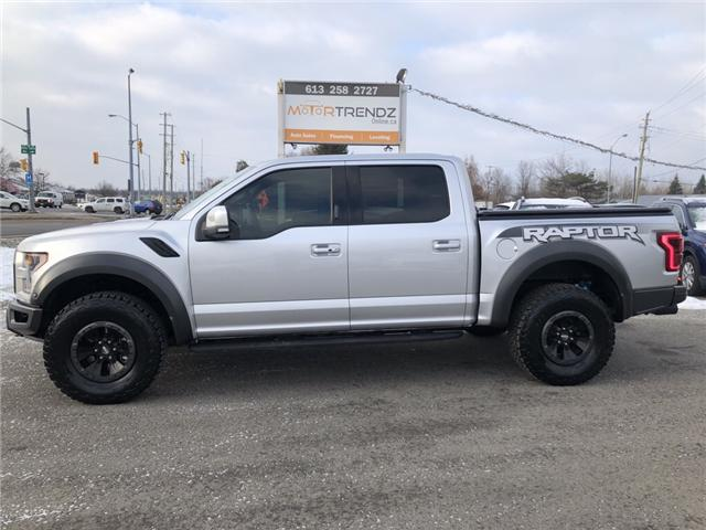 2018 Ford F-150 Raptor (Stk: -) in Kemptville - Image 2 of 29