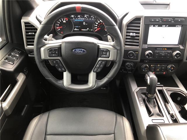 2018 Ford F-150 Raptor (Stk: -) in Kemptville - Image 11 of 29