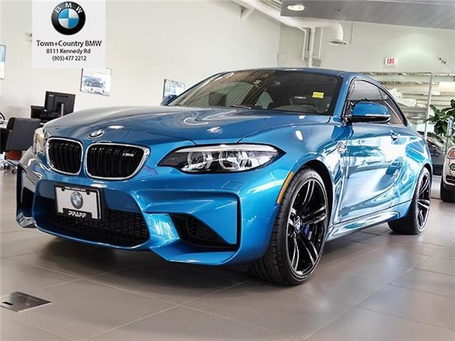 2018 BMW M2 Base (Stk: U11323) in Markham - Image 2 of 18