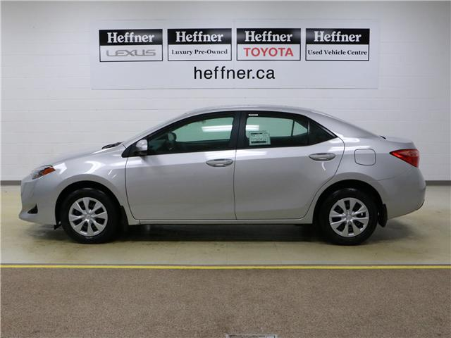 2019 Toyota Corolla CE (Stk: 190370) in Kitchener - Image 2 of 3