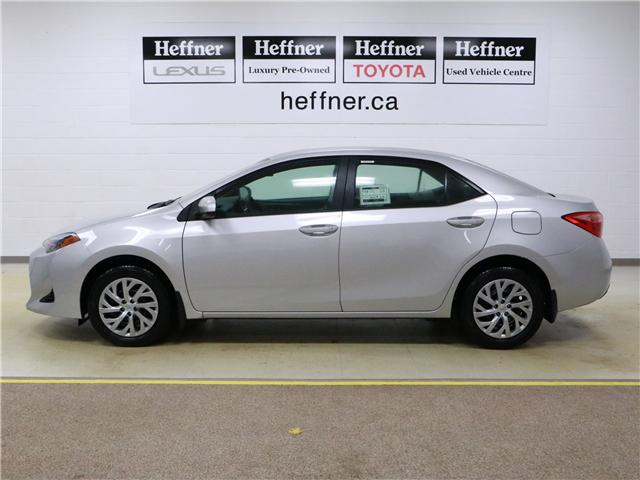 2019 Toyota Corolla LE (Stk: 190191) in Kitchener - Image 2 of 3