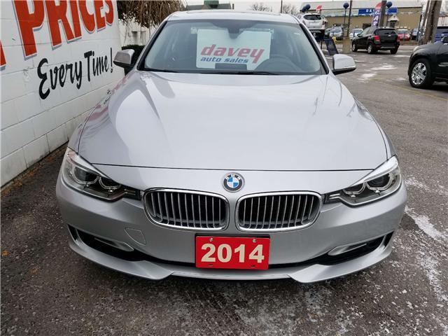 2014 BMW 320i xDrive (Stk: 18-767) in Oshawa - Image 2 of 19