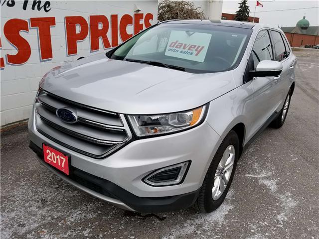 2017 Ford Edge SEL (Stk: 18-766) in Oshawa - Image 1 of 18