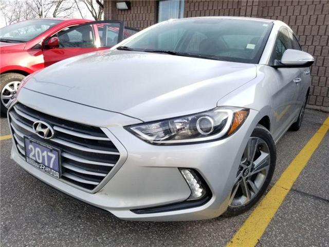 2017 Hyundai Elantra GLS-ALLOY-SUNROOF_GREAT DEAL (Stk: op9453) in Mississauga - Image 1 of 12