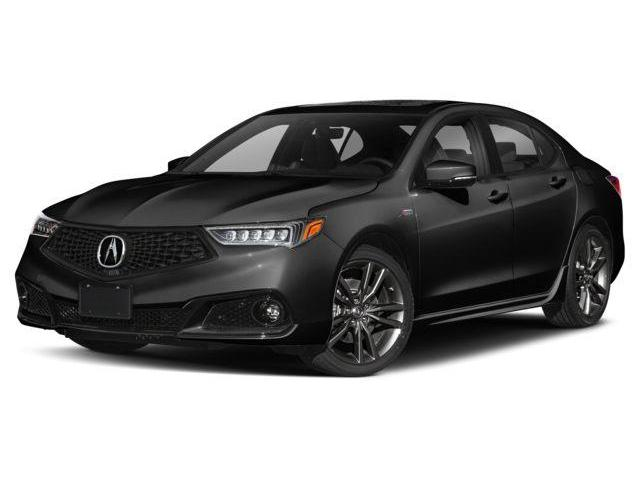 2019 Acura TLX Tech A-Spec (Stk: AT330) in Pickering - Image 1 of 8