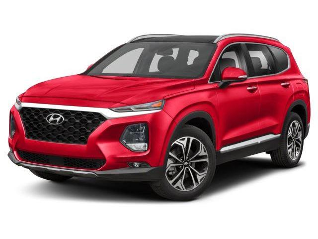2019 Hyundai Santa Fe Ultimate 2.0 (Stk: 19201) in Ajax - Image 1 of 9