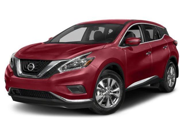 2018 Nissan Murano SL (Stk: JN189440) in Whitby - Image 1 of 9
