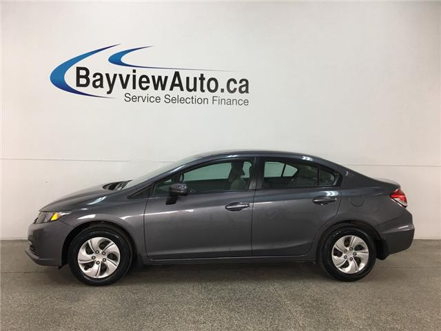 2015 Honda Civic LX (Stk: 33914J) in Belleville - Image 1 of 26