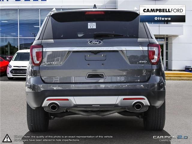 2017 Ford Explorer Limited PRICED FOR IMMEDIATE SALE (Stk: 940890) in Ottawa - Image 5 of 28