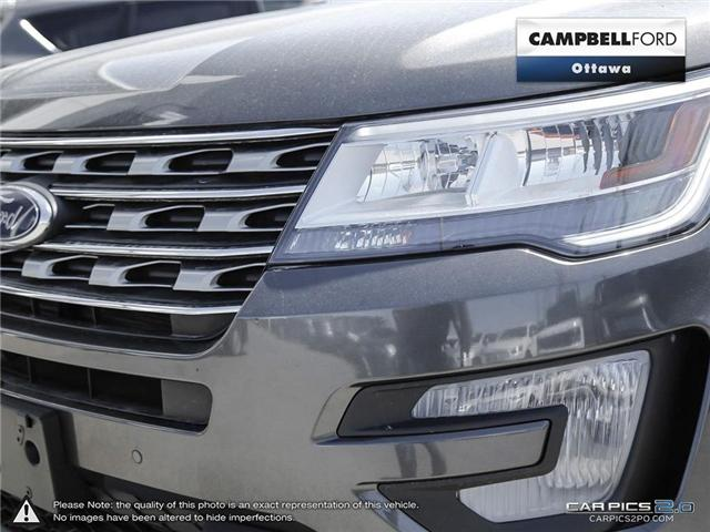 2017 Ford Explorer Limited PRICED FOR IMMEDIATE SALE (Stk: 940890) in Ottawa - Image 9 of 28