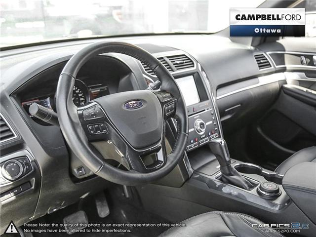 2017 Ford Explorer Limited PRICED FOR IMMEDIATE SALE (Stk: 940890) in Ottawa - Image 12 of 28