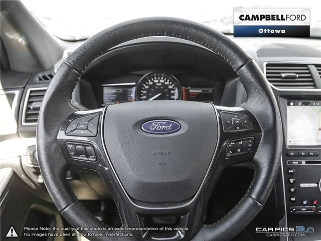 2017 Ford Explorer Limited PRICED FOR IMMEDIATE SALE (Stk: 940890) in Ottawa - Image 13 of 28