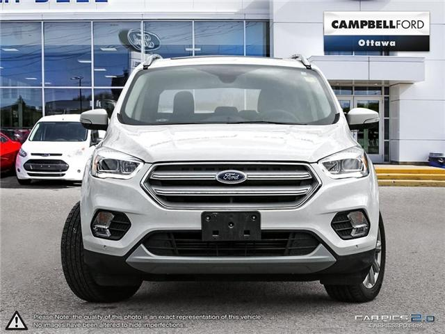 2018 Ford Escape Titanium AWD-NAV-LEATHER-POWER ROOF (Stk: 941810) in Ottawa - Image 2 of 28