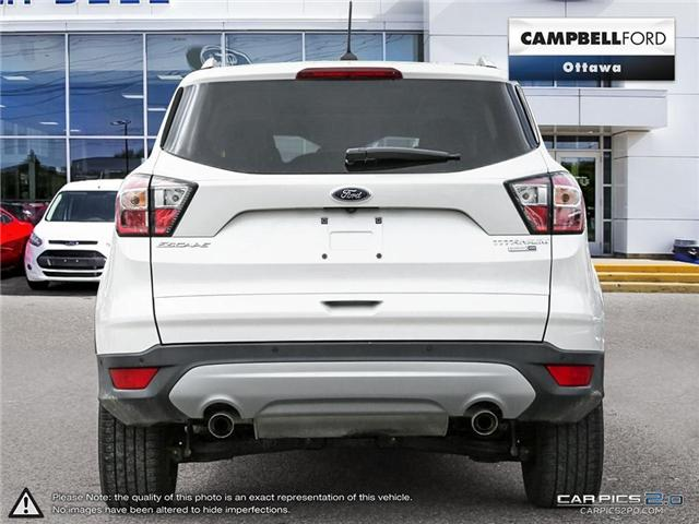 2018 Ford Escape Titanium AWD-NAV-LEATHER-POWER ROOF (Stk: 941810) in Ottawa - Image 5 of 28