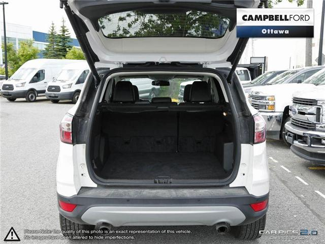 2018 Ford Escape Titanium AWD-NAV-LEATHER-POWER ROOF (Stk: 941810) in Ottawa - Image 10 of 28