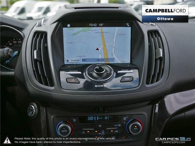 2018 Ford Escape Titanium AWD-NAV-LEATHER-POWER ROOF (Stk: 941810) in Ottawa - Image 22 of 28