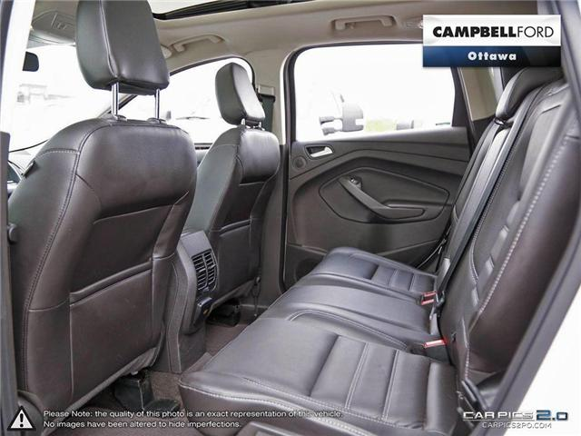 2018 Ford Escape Titanium AWD-NAV-LEATHER-POWER ROOF (Stk: 941810) in Ottawa - Image 25 of 28