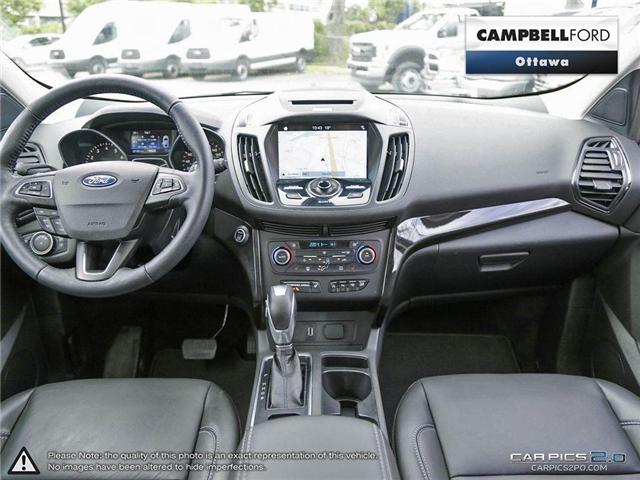2018 Ford Escape Titanium AWD-NAV-LEATHER-POWER ROOF (Stk: 941810) in Ottawa - Image 26 of 28