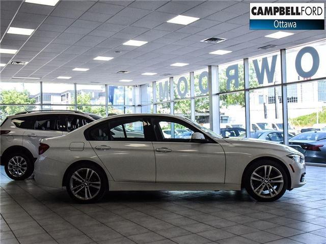 2018 BMW 3 Series 330i xDrive NAV-AWD-LEATHER-POWER ROOF (Stk: 941350) in Ottawa - Image 3 of 24