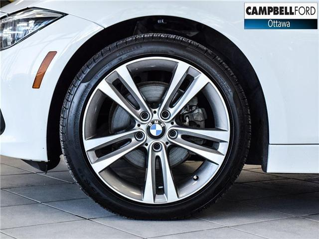 2018 BMW 3 Series 330i xDrive NAV-AWD-LEATHER-POWER ROOF (Stk: 941350) in Ottawa - Image 6 of 24
