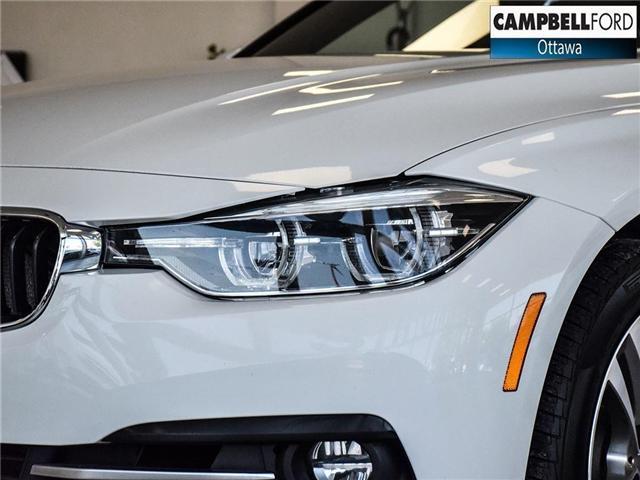 2018 BMW 3 Series 330i xDrive NAV-AWD-LEATHER-POWER ROOF (Stk: 941350) in Ottawa - Image 7 of 24