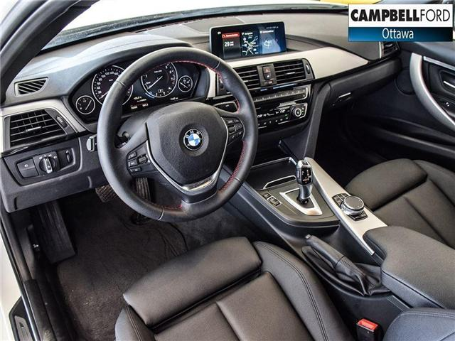 2018 BMW 3 Series 330i xDrive NAV-AWD-LEATHER-POWER ROOF (Stk: 941350) in Ottawa - Image 10 of 24
