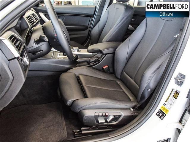 2018 BMW 3 Series 330i xDrive NAV-AWD-LEATHER-POWER ROOF (Stk: 941350) in Ottawa - Image 11 of 24