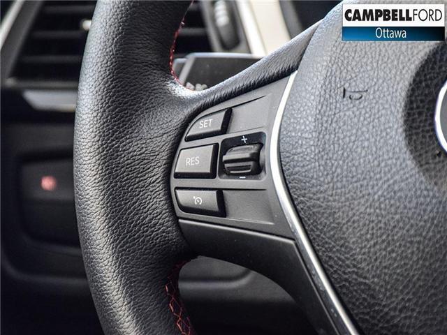 2018 BMW 3 Series 330i xDrive NAV-AWD-LEATHER-POWER ROOF (Stk: 941350) in Ottawa - Image 19 of 24