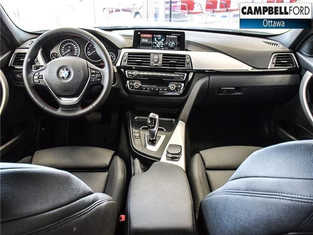 2018 BMW 3 Series 330i xDrive NAV-AWD-LEATHER-POWER ROOF (Stk: 941350) in Ottawa - Image 20 of 24