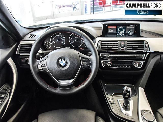 2018 BMW 3 Series 330i xDrive NAV-AWD-LEATHER-POWER ROOF (Stk: 941350) in Ottawa - Image 21 of 24