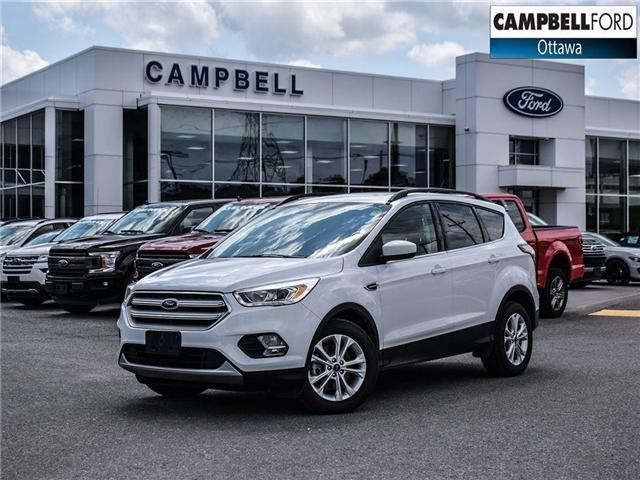 2018 Ford Escape SEL AWD-LEATHER-NAV-POWER ROOF (Stk: 942860) in Ottawa - Image 1 of 22